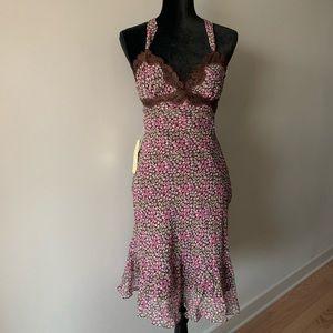 BCBGMaxazria Chiffon Dress